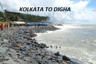 Kolkata to Digha Car